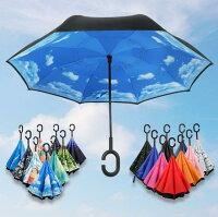 父の日ギフト母ギフト逆さ傘傘晴雨兼用さかさ傘さかさかささかさま傘レディースメンズ☆uxj905
