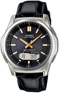 カシオCASIO電波ソーラーメンズウォッチ腕時計紳士用腕時計☆fsFL-1606
