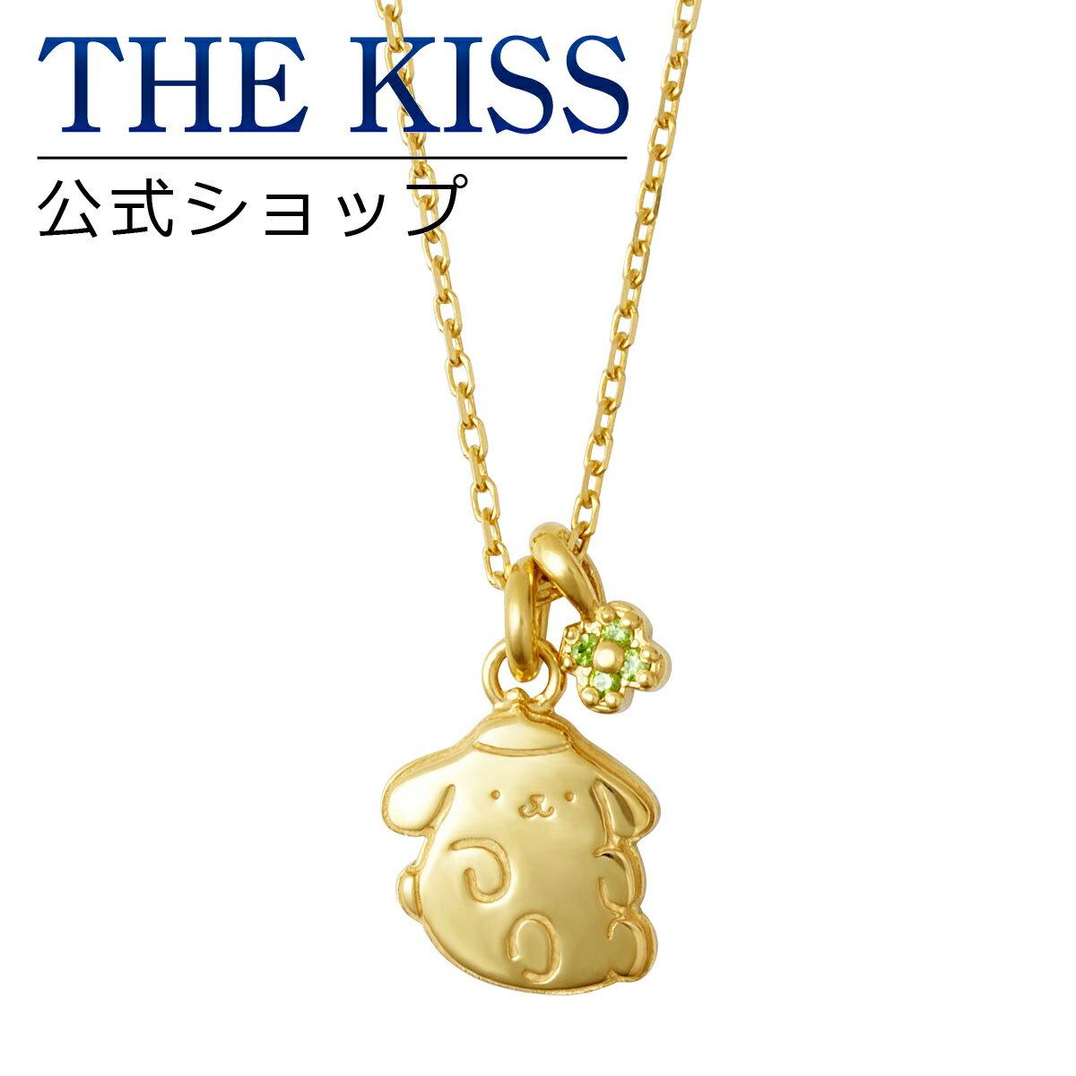 レディースジュエリー・アクセサリー, ネックレス・ペンダント THE KISS SILVER Ladies Necklace couple PM-SN702CB