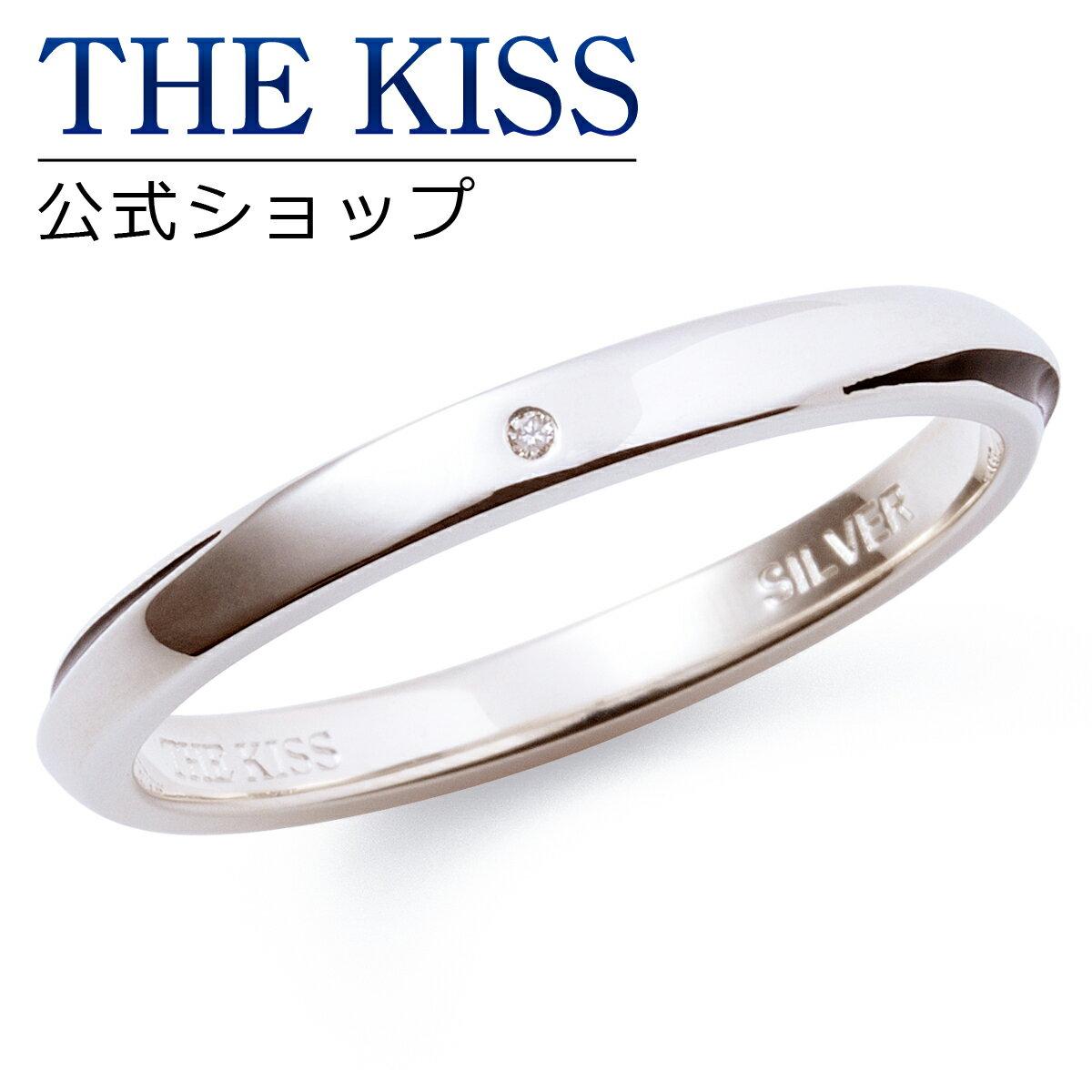 ペアアクセサリー, ペアリング THE KISS THEKISS SR6097BK-DM