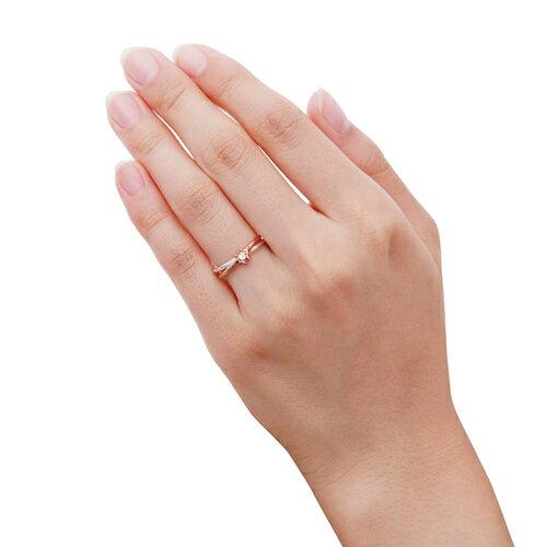 【あす楽対応】【ディズニーコレクション】 ディズニー / ペアリング / ミニーマウス / ハンドモチーフ / THE KISS リング・指輪 シルバー  (レディース 単品) DI-SR700RBM ザキス 【Disneyzone】