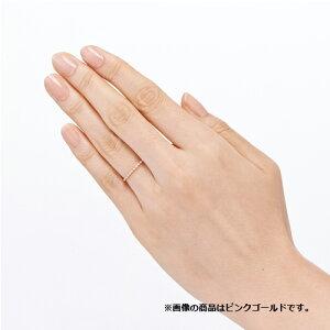 【】【送料無料】【THEKISSsweets】K10ピンクゴールドダイヤモンドハーフエタニティレディースリング☆ダイヤモンドゴールドレディースリング指輪ブランドDiamondGOLDLadiesRing【_包装】