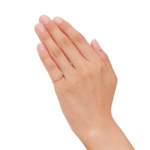 【】【送料無料】【THEKISSsweets】K10ピンクゴールドマルチカラーレディースリング☆ピンクトルマリンゴールドレディースリング指輪ブランドPinktourmalineGOLDLadiesRing【_包装】