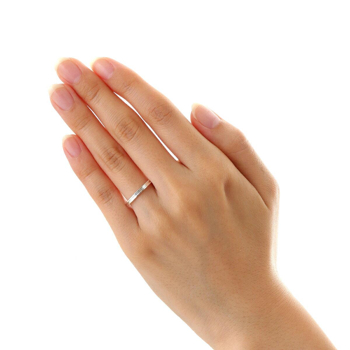 【刻印可_15文字】【あす楽対応】THE KISS 公式サイト シルバー ペアリング ペアアクセサリー カップル に 人気 の ジュエリーブランド THEKISS ペア リング・指輪 記念日 プレゼント SR1869BDM-1870BDM セット シンプル ザキス