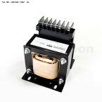 ユーボン S21-100 単相複巻 P=200V S=100V 100VA 小型化・ローコストのダウントランス