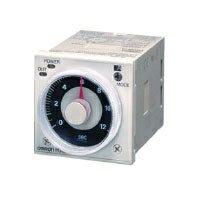 オムロンソリッドステート・タイマH3CR-A8AC100-240/DC100-1254動作マルチ8Pソケット接続リレー2c出力(限時)