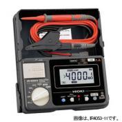 日置電機 IR4053-11 太陽光発電システム用絶縁抵抗計