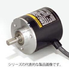 オムロン E6B2-CWZ6C 100P/R 2M ロータリエンコーダ インクリメンタル形 シャフトタイプ 外径φ40 DC5~24V NPN 出力相A、B、Z相 コード引き出しタイプ2m