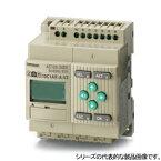 オムロンプログラムリレーZENシリーズZEN-10C1DT-D-V2CPUユニットLCDタイプI/O点数10点電源DC12-24Tr出力
