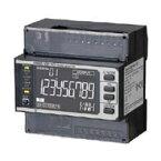 在庫品 オムロン KM-N2-FLK 電力量モニタ 適用相線式:単相2線式、単相3線式、三相3線式、三相4線式 RS-485通信 パルス出力 プッシュインPlus端子台