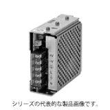 オムロン S8JX-N03005C スイッチング・パワーサプライ カバー付タイプ 30W AC100-240V入力 5V7A出力 正面取りつけタイプ