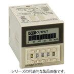 在庫品 オムロン H3CA-A-306 ソリッドステート・タイマ 表面取付/ 埋込み取付(共用) 48×48mm 8動作モードマルチ セットロック機構 11Pソケット接続 0.1s〜9990h 接点出力リレー2c(限時)