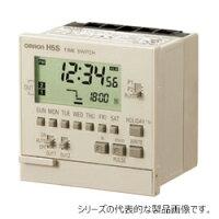 在庫品オムロンH5S-WA272×72mmAC100〜240V週間2chタイプ和文表記形式埋込み取りつけデジタル・タイムスイッチ