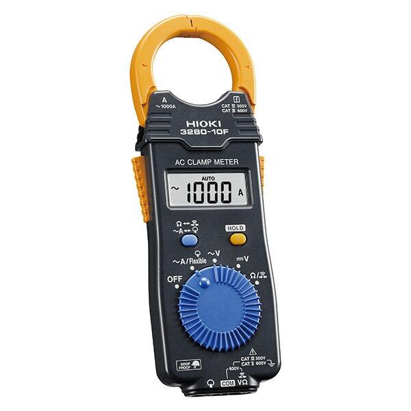 日置電機HIOKI3280-10FACクランプメータ平均値整流