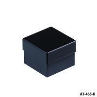 AT-465-KNKKスイッチズEB、MB-J用□11.5ボタン黒