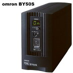 オムロン常時商用給電方式小型・正弦波出力UPSBY50S出力容量:500VA(300W)