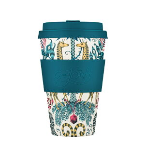 エコーヒーカップ|Kruger Ecoffee Cup 400ml 耐熱 110度 110℃ 耐冷 -20度 -20℃ 繰り返し使える バンブーファイバー 竹繊維
