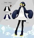 トップス Tシャツ ユニセックス ペンギン フード* Favoriteオリジナル*ペンギンモチーフのフード付きユニセックスロングTシャツ【2020年5月新作中旬】【新作予約:8月上旬頃順次発送予定】