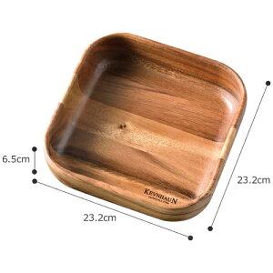 木製スクエアボウルLアカシアKEVNHAUN/ケヴンハウン北欧雑貨【05P08Feb15】