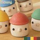 【クーポン配布中】 こむまぐ どんぐりころころ 木のおもちゃ 木製 知育 玩具 日本製 おもちゃのこまーむ
