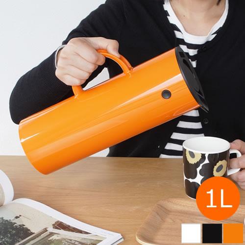 ステルトン クラシック ジャグ バキュームジャグ 1L stelton 卓上 魔法瓶 ポット ジャグ 保温 保冷 北欧 おしゃれ