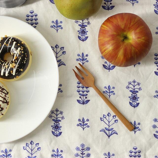 ナチュレカトラリー デザートフォーク(木 スプーン 小さい おしゃれ 木製 食器 木製フォーク 木製 カトラリー ミニ 木のフォーク プチギフト 小 かわいい 北欧 カフェ)