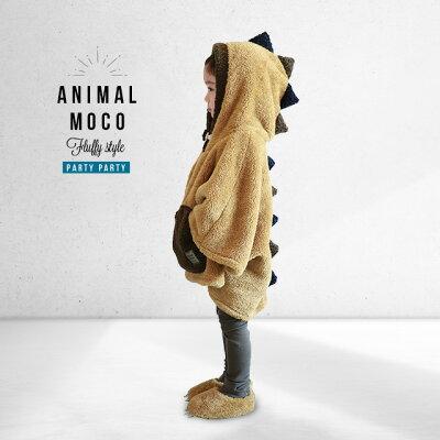 かっ、かわいすぎる…!キュートな動物着ぐるみ風キッズ用防寒アイテム
