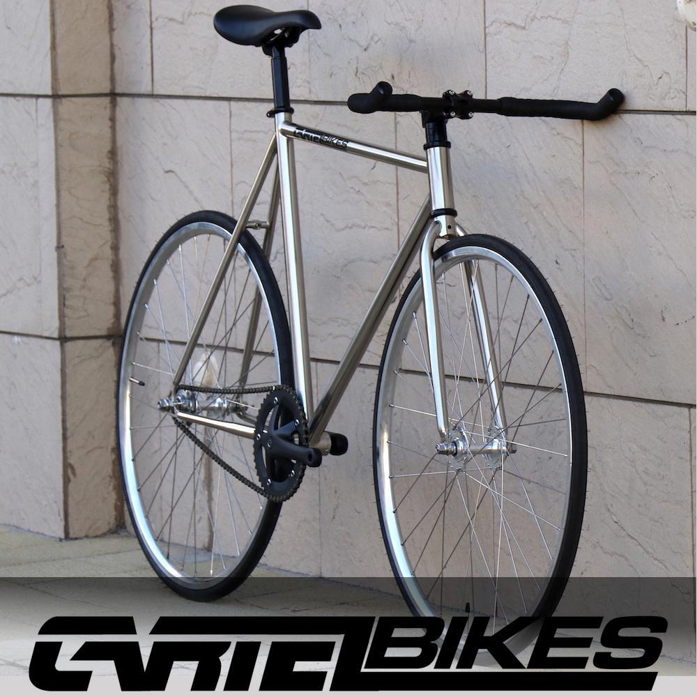 自転車・サイクリング, ピストバイク  CARTEL BIKES AVENUE LO CHROME