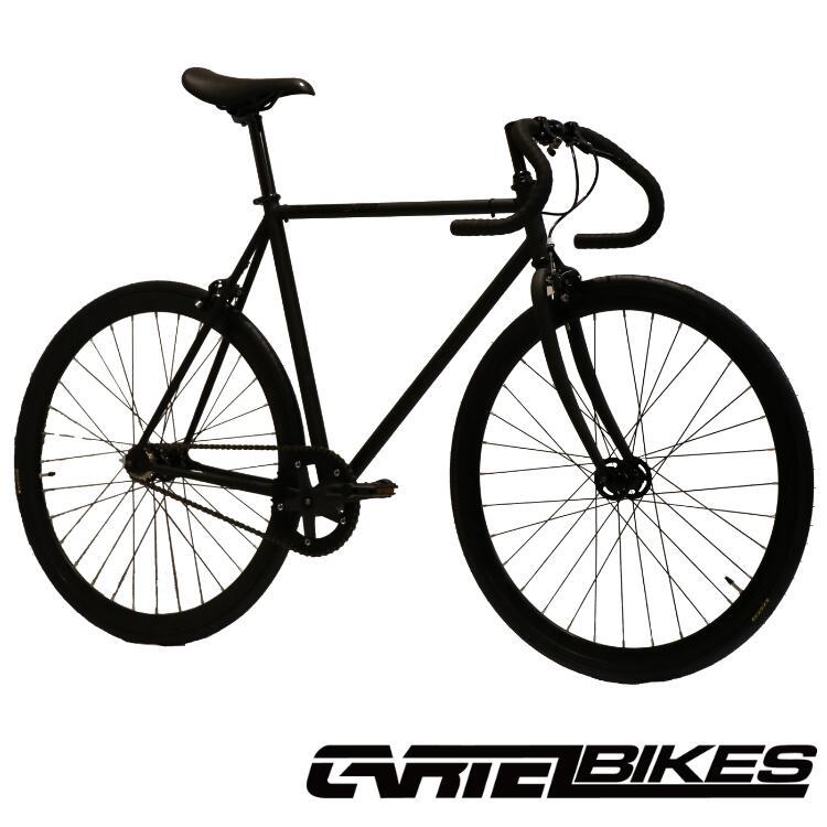 自転車・サイクリング, ピストバイク  CARTEL BIKE AVENUE MAT BLACK
