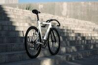 ピストバイク 完成車 STATE BICYCLE 6061 BLACK LABEL PEARL WHITE ステイト バイシクル ブラック レーベル マット パール ホワイト PISTBIKE ピストバイク 完成車 STATE BICYCLE 6061 BLACK LABEL