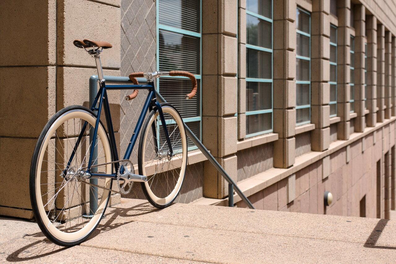ピストバイク 完成車 STATEBICYCLE RUTHERFORD ステイトバイシクル ラザフォード PISTBIKE 店頭受取り可能 安心定期点検無料