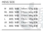 【BREAKEROUTブレーカーアウト】VALUEMODELメンズFRONTZIP2/2mmジャージ長袖ジャケット