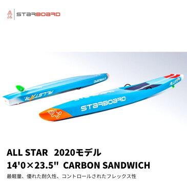 2020 STARBOARD スターボード ALLSTAR 14'0