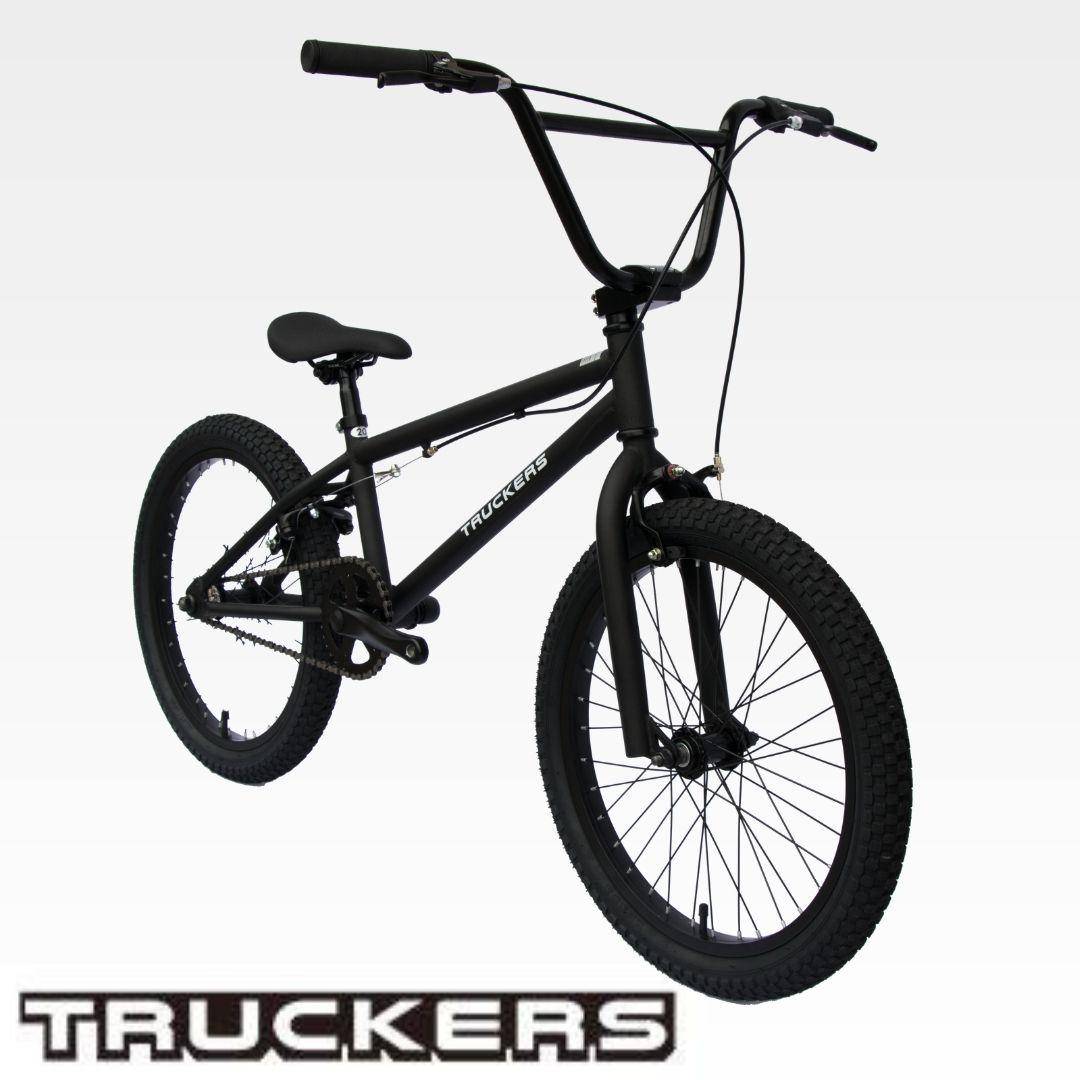 自転車・サイクリング, BMX BMX TRUCKERS 20 MAT BLACK 20