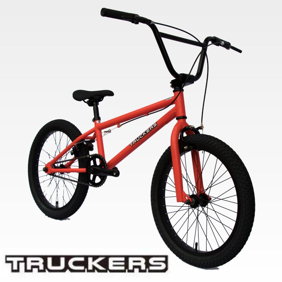 自転車・サイクリング, BMX BMX TRUCKERS 20 ORANGE 20