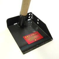パワフルジョレン145mm柄1200mm草削り・土削り作業泥上げ作業現場の清掃作業に最適焼入れ加工日本製