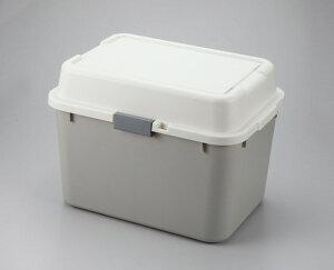 ホームボックス620 いろいろな用途に使える大容量の収納ボックス 灯油ポリタンクの収納に最適! ガーデニング用品・アウトドア用品の収納に! 軽トラの荷台用収納ボックスに! 日