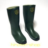 園芸ブーツグリーン男女兼用ガーデニング、農作業に便利!完全防水なのでレインブーツにも最適!園芸作業用長靴
