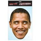 バラク・オバマ大統領 パーティーマスク(BARAK01)【スポーツ ホビー】【店頭受取対応商品】