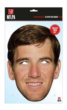 【NFL 公式】イーライ・マニング パーティーマスク【Eli Manning】【アメリカンフットボール グッズ 雑貨】(NFLEM01)【スポーツ ホビー】【店頭受取対応商品】