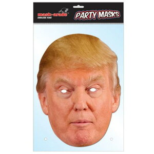 ドナルド・トランプ パーティーマスク【Donald Trump】(DTRUM01)【スポーツ ホビー】【店頭受取対応商品】