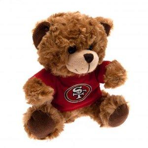 サンフランシスコ・49ers オフィシャル ぬいぐるみ Tシャツ ベア【NFL アメリカンフットボール グッズ 雑貨】【スポーツ ホビー】【店頭受取対応商品】