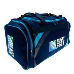 ラグビーワールドカップ2015イングランド大会 公式 ボストンバッグ【ラグビー サポーター グッズ】