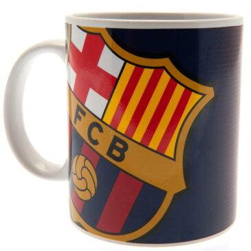 FCバルセロナ オフィシャル マグカップ HT【サッカー サポーター グッズ】【店頭受取対応商品】