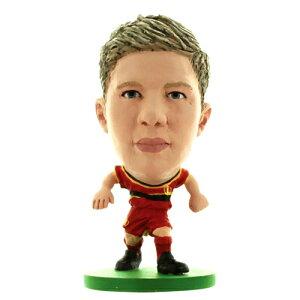 Stars de football de l'équipe nationale de Belgique de De Bruyne [Figurines de football] [Articles de supporteur de football] [Réception d'articles en magasin]
