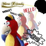 【ポイント10倍】Walking Mime Friends ウォーキング マイムフレンズ パロット【オウム返し トーキングトイ プレゼント ギフト】