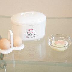 お湯を入れるだけで簡単に作れます【即納】温泉たまごメーカー・温玉ごっこ【温泉卵・アイスペ...