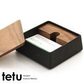 送料無料★tetu card case・名刺入れ【小泉誠 名刺ケース カードケース】