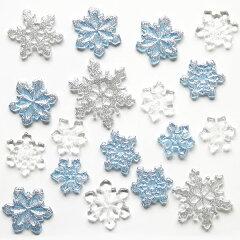 キラキラとキレイな雪の結晶♪【ポイント10倍】【即納】GelGems・ジェルジェムバッグS トィンク...