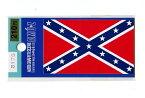 アメリカ連合国旗ステッカー【USA レベルフラッグ】